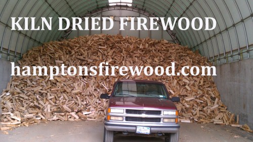 KILN DRIED Firewood for delivery to East Quogue, NY