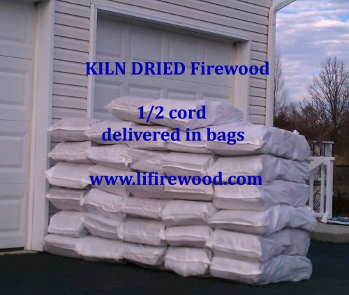 Firewood Delivery Long Island Ny