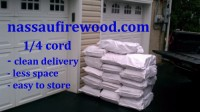 Firewood bags delivered to Garden City, NY