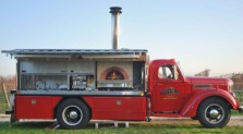 Rolling In Dough Pizza Truck