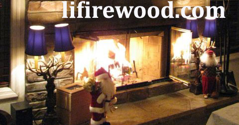 Guaranteed dry firewood for Long Island, New York
